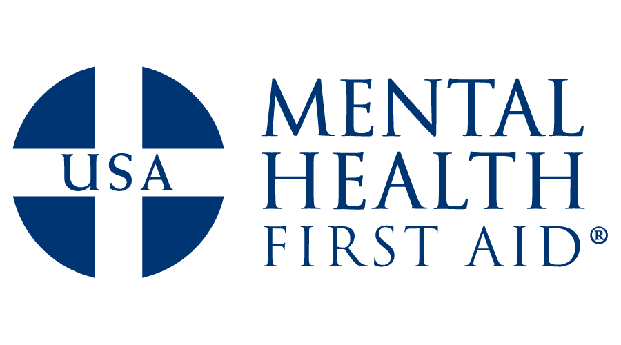 Mental Health First Aid USA Logo Vector