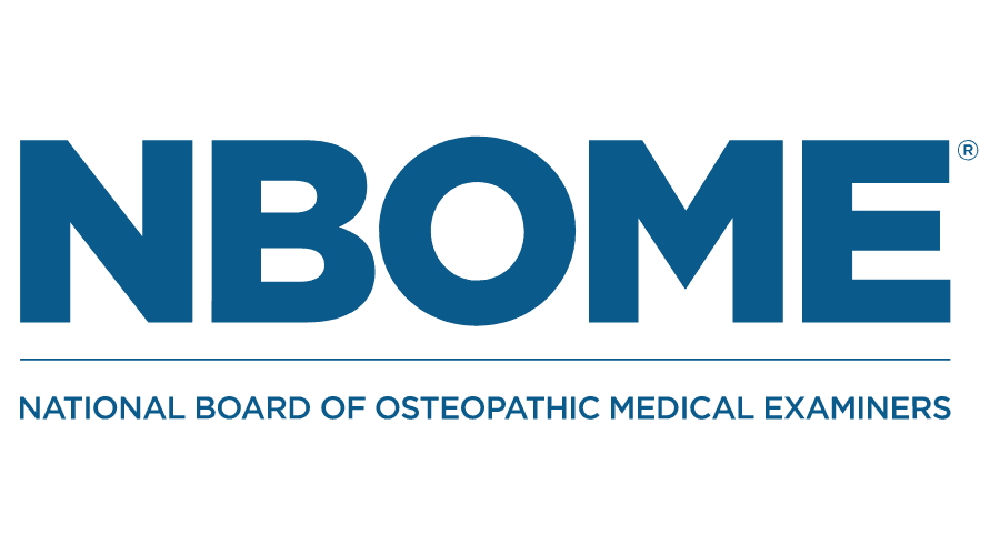 National Board of Osteopathic Medical Examiners, Inc. (NBOME) Logo Vector