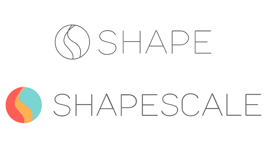 Shapescale Logo Vector