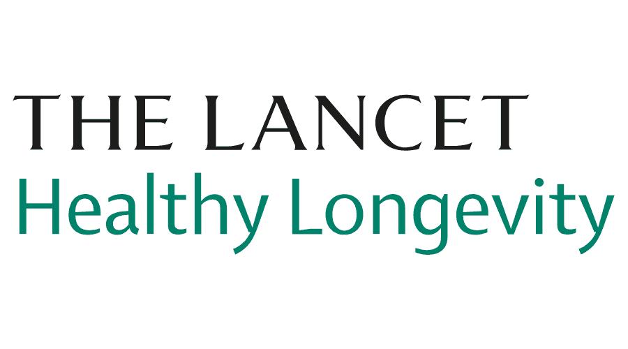 The Lancet Healthy Longevity Logo Vector