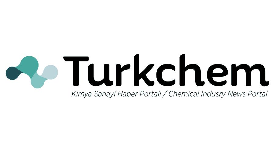 Turkchem Chemical Industry News Portal Logo Vector