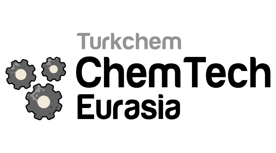 Turkchem ChemTech Eurasia Logo Vector