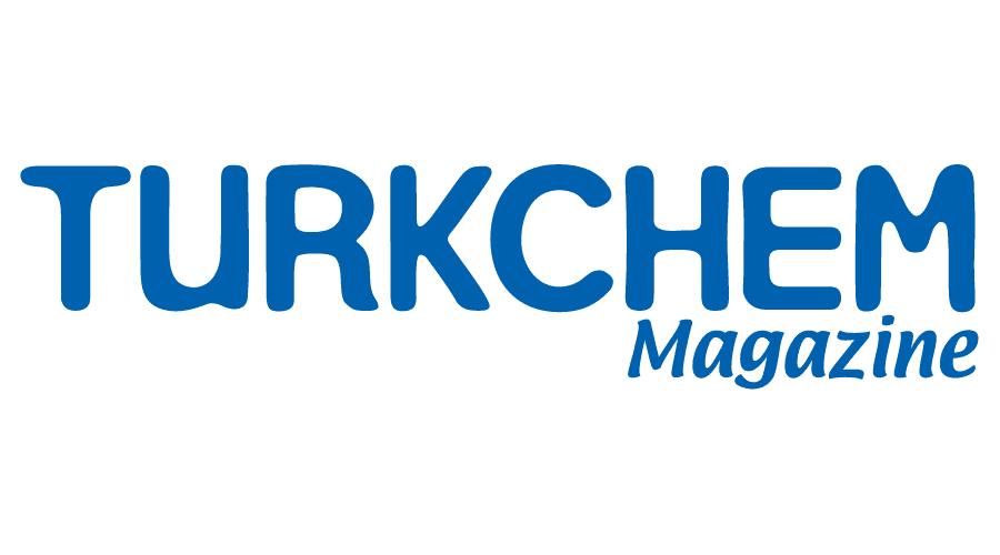 Turkchem Magazine Logo Vector