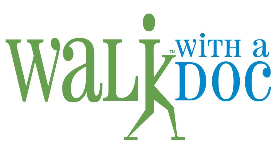 Walk with a Doc Logo Vector