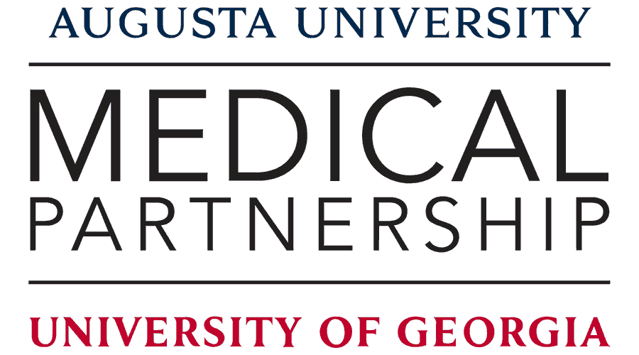 Augusta University / University of Georgia Medical Partnership Logo Vector