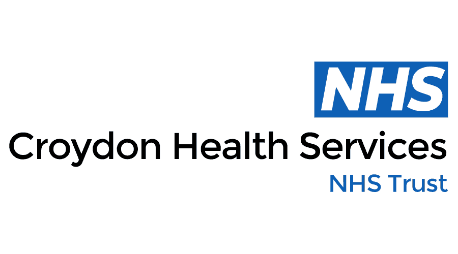 Croydon Health Services NHS Trust Logo Vector
