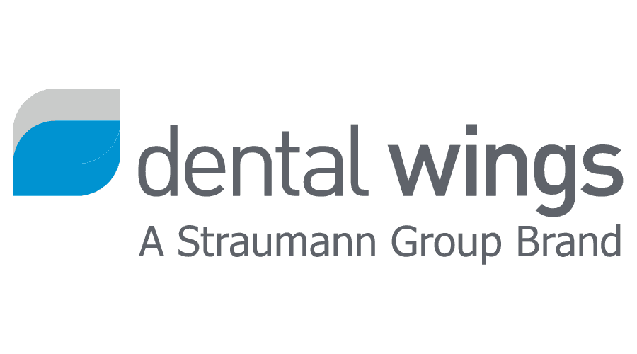 Dental Wings, A Straumann Group Brand Logo Vector