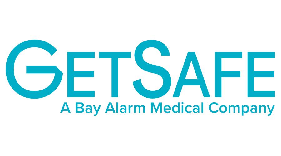 GetSafe, A Bay Alarm Medical Company Logo Vector