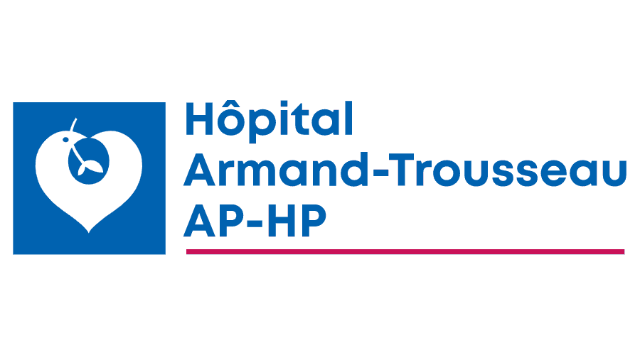 Hôpital Armand-Trousseau (AP-HP) Logo Vector