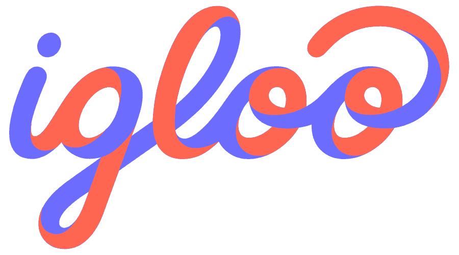 Igloo Insurance Logo Vector