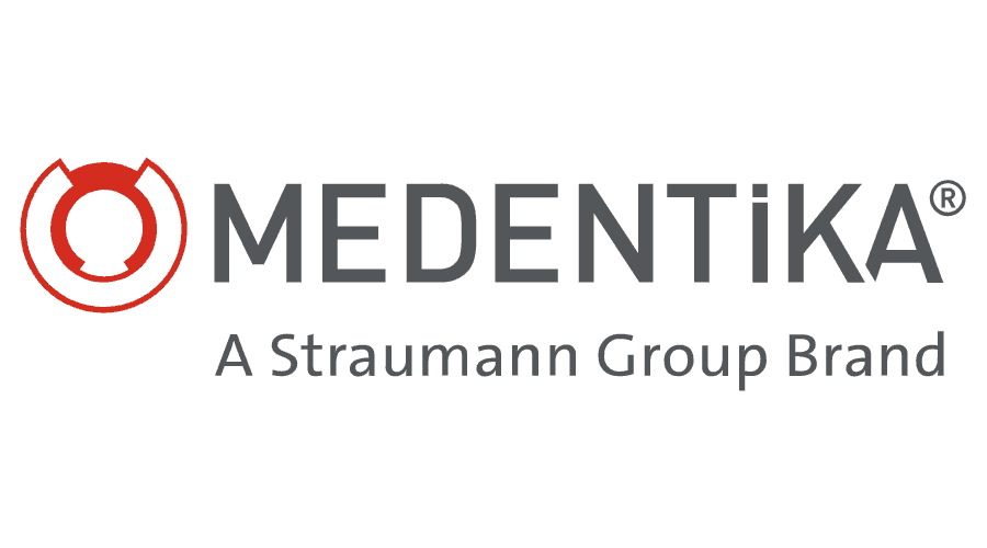 Medentika, A Straumann Group Brand Logo Vector