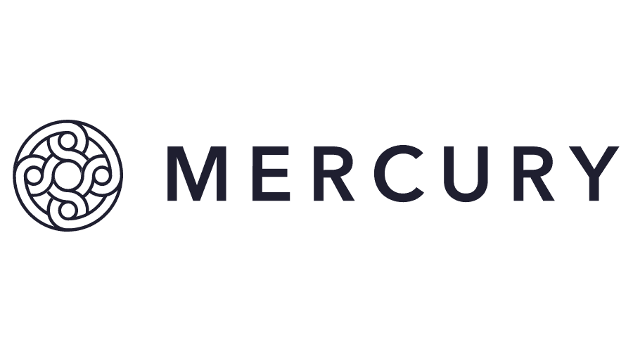 Mercury.com Logo Vector