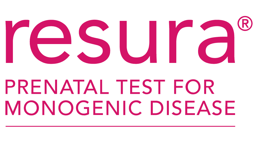 Resura Prenatal Test for Monogenic Disease Logo Vector