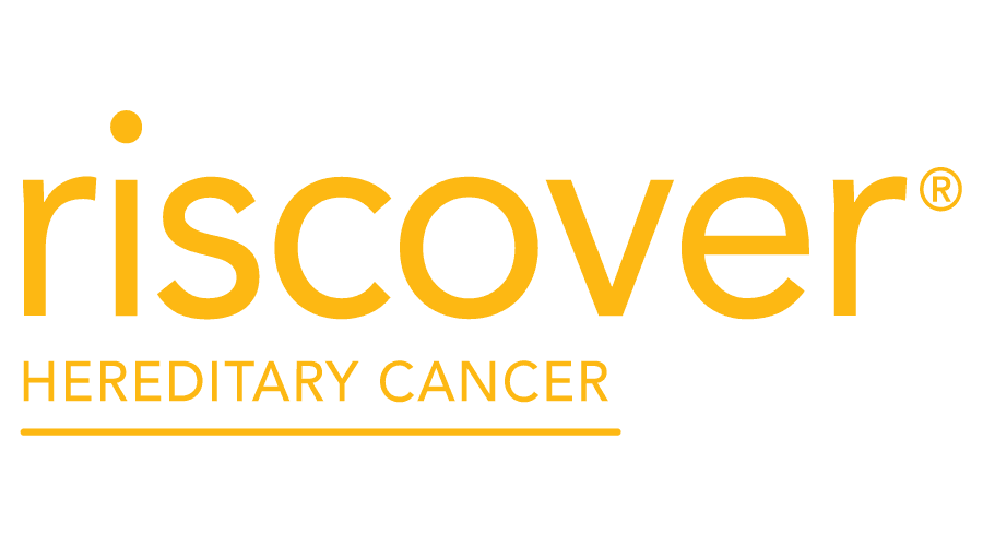 Riscover Hereditary Cancer Logo Vector