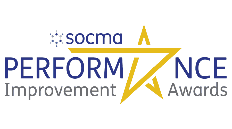SOCMA Performance Improvement Awards Logo Vector
