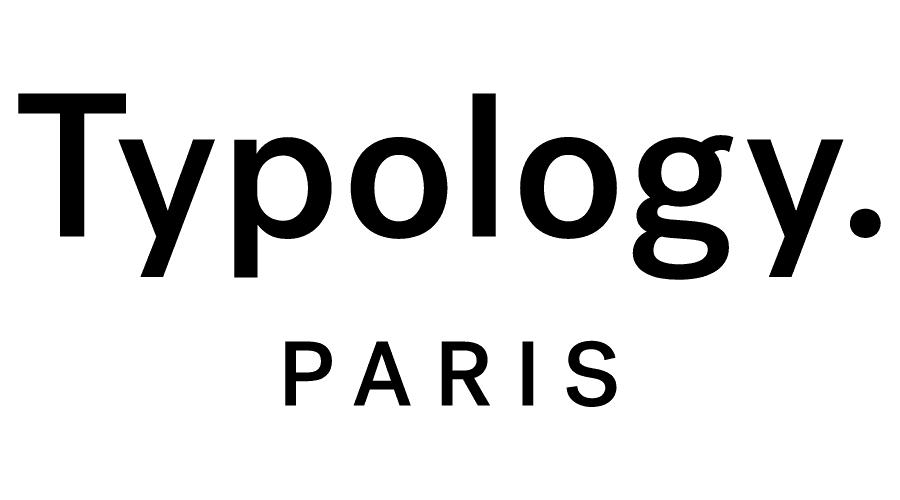 Typology Logo Vector