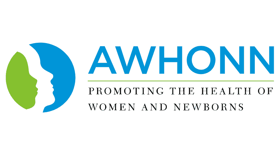 Association of Women's Health, Obstetric and Neonatal Nurses (AWHONN) Logo Vector