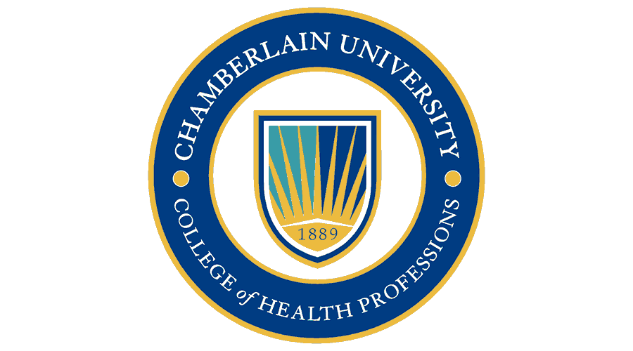 Chamberlain University College of Health Professions Logo Vector