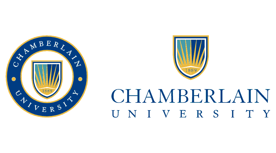 Chamberlain University Logo Vector