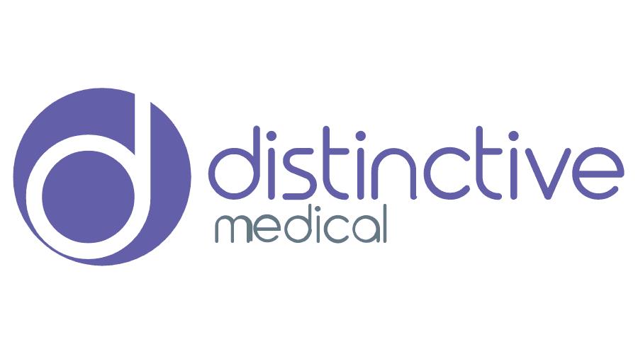 Distinctive Medical Logo Vector