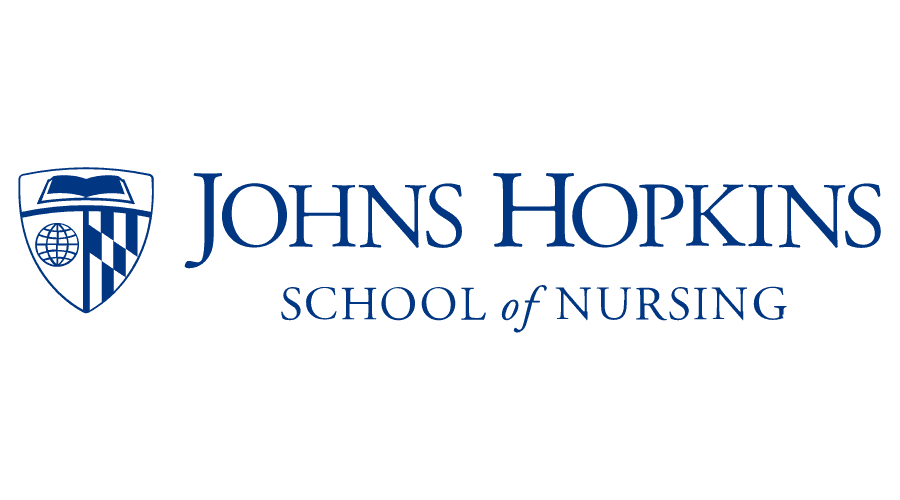 Johns Hopkins University School of Nursing Logo Vector