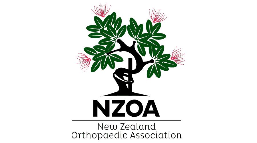New Zealand Orthopaedic Association (NZOA) Logo Vector