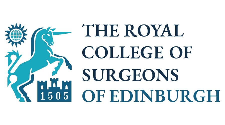 The Royal College of Surgeons of Edinburgh Logo Vector