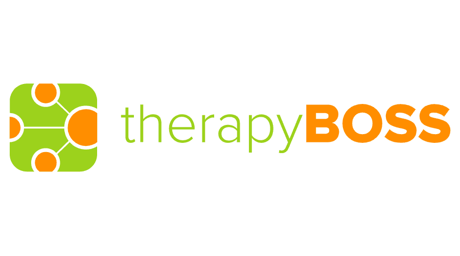 therapyBOSS Logo Vector