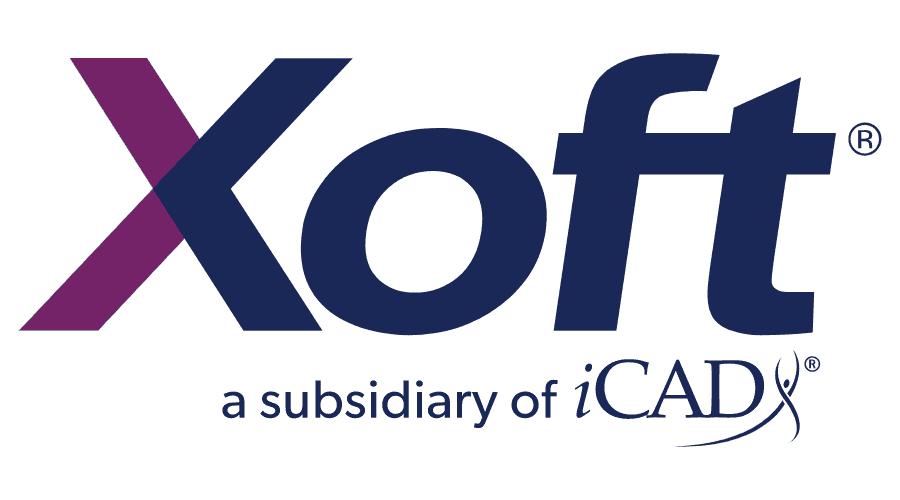 Xoft, a subsidiary of iCAD, Inc. Logo Vector