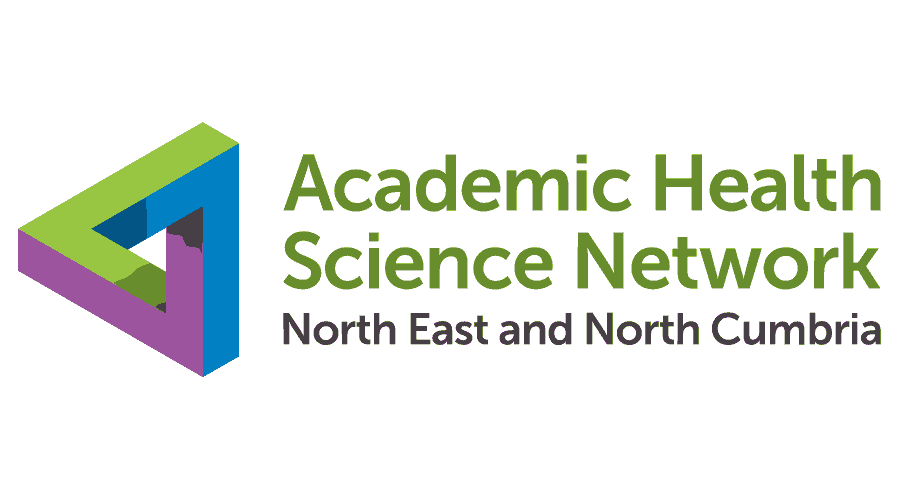 Academic Health Science Network for the North East and North Cumbria (AHSN NENC) Logo Vector