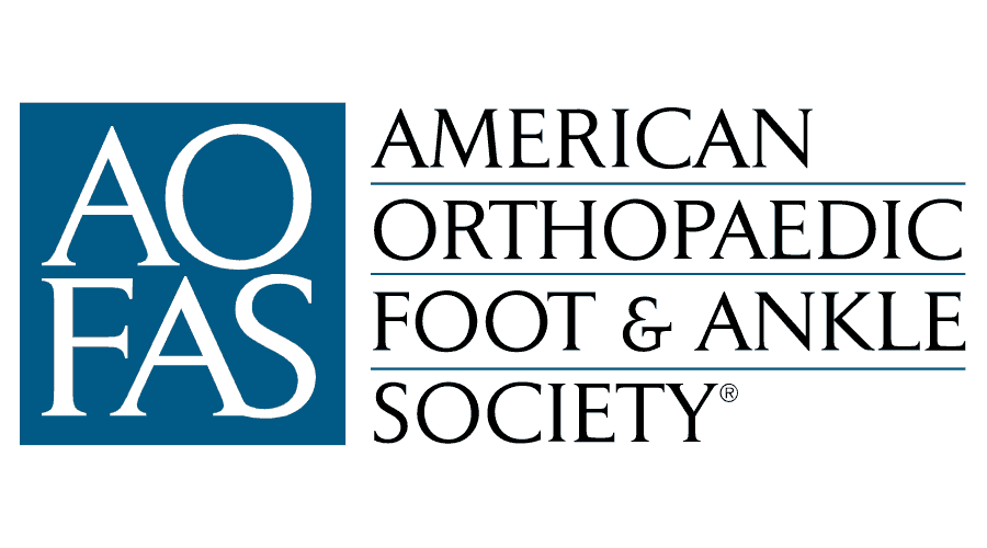American Orthopaedic Foot and Ankle Society (AOFAS) Logo Vector