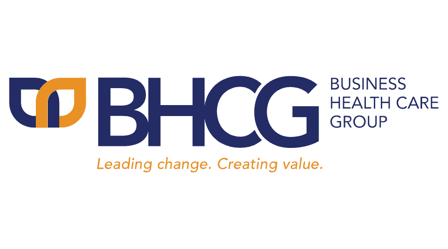 Business Health Care Group (BHCG) Logo Vector