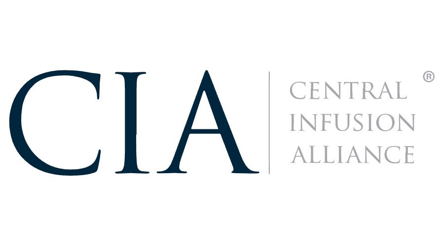 Central Infusion Alliance, Inc. (CIA) Logo Vector