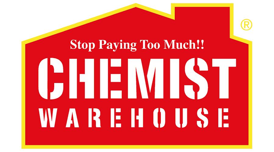 Chemist Warehouse Logo Vector