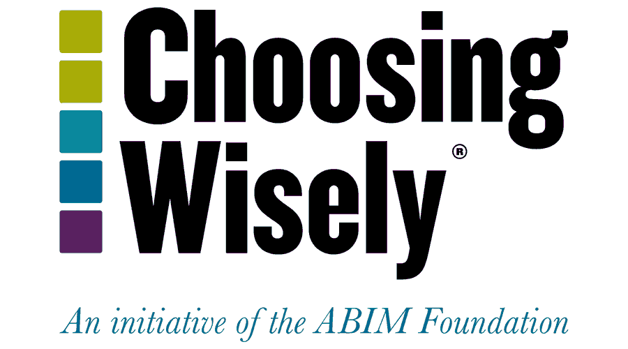 Choosing Wisely, An initiative of the ABIM Foundation Logo Vector