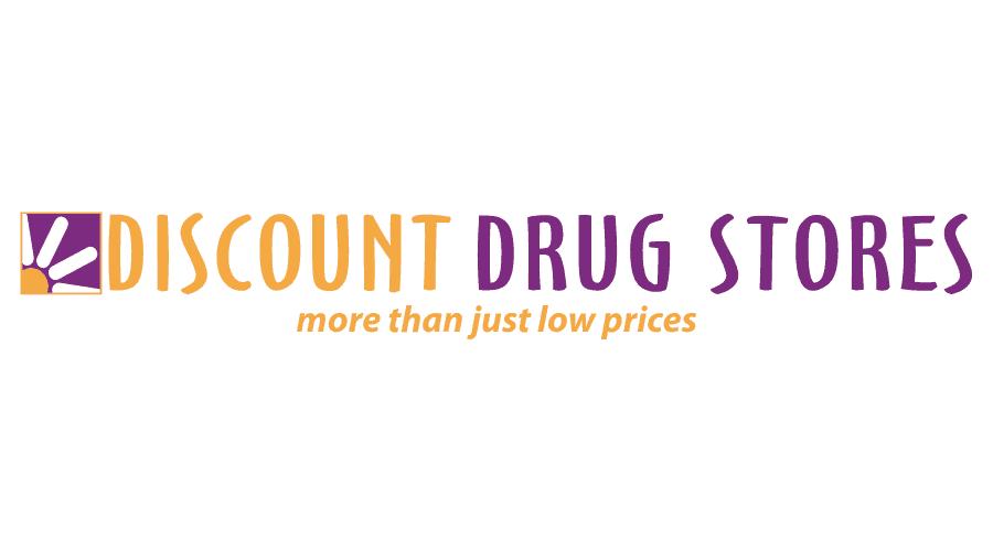 Discount Drug Stores Logo Vector