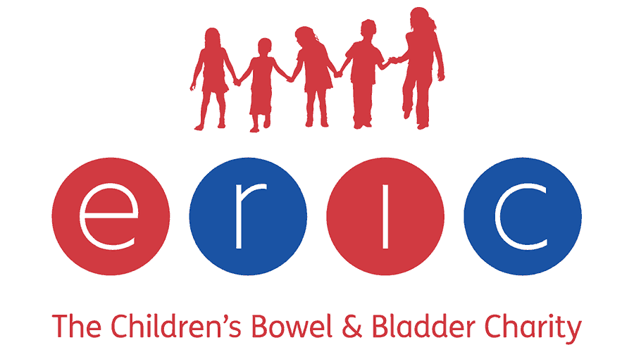 ERIC – The Children's Bowel and Bladder Charity Logo Vector