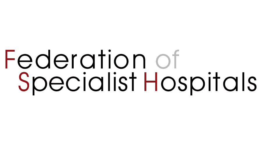 Federation of Specialist Hospitals (FSH) Logo Vector