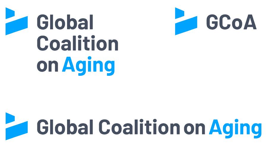 Global Coalition On Aging Logo Vector