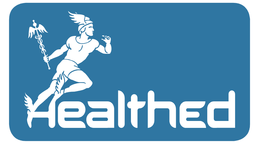 Healthed Pty Ltd Logo Vector