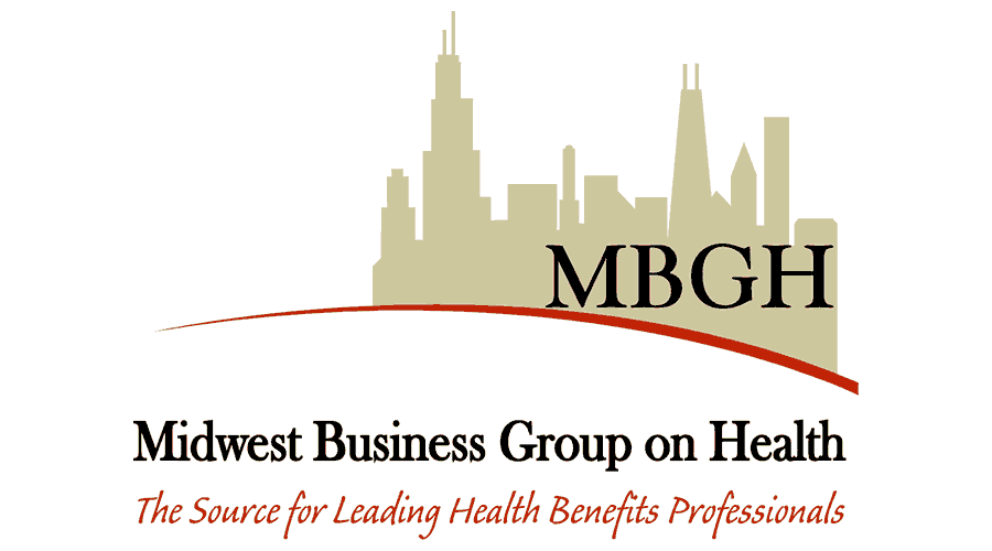 Midwest Business Group on Health (MBGH) Logo Vector