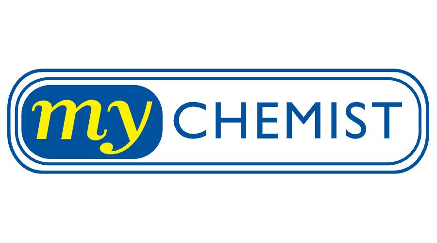 My Chemist Logo Vector