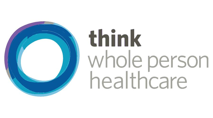 Think Whole Person Healthcare Logo Vector