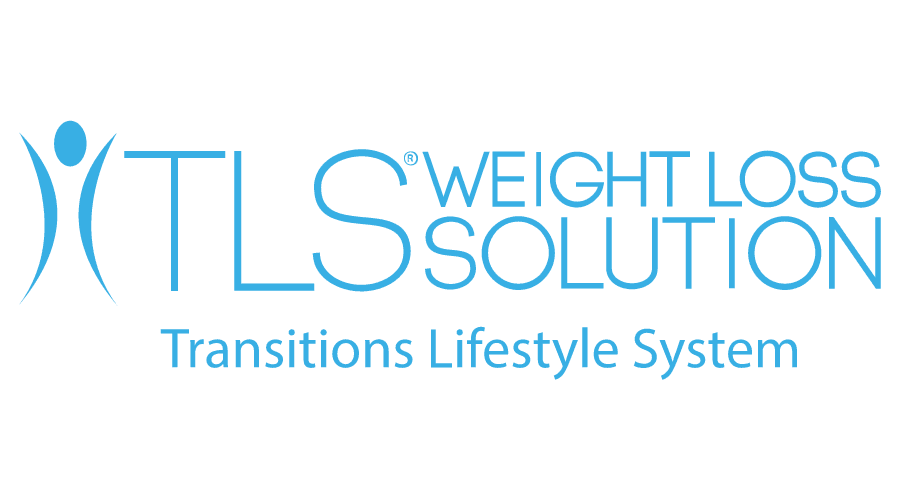 TLS (Transitions Lifestyle System) Weight Loss Solution Logo Vector