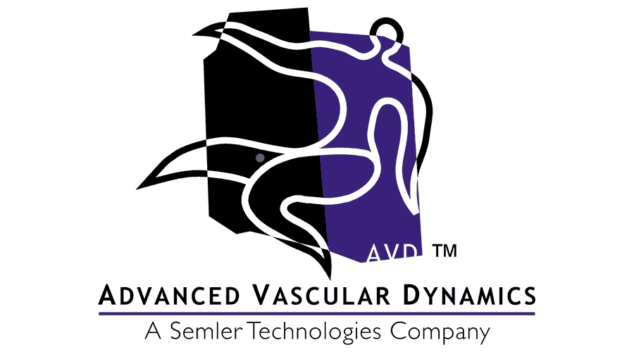 Advanced Vascular Dynamics, A Semler Technologies Company Logo Vector