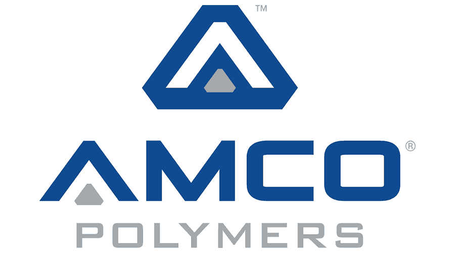 Amco Polymers Logo Vector