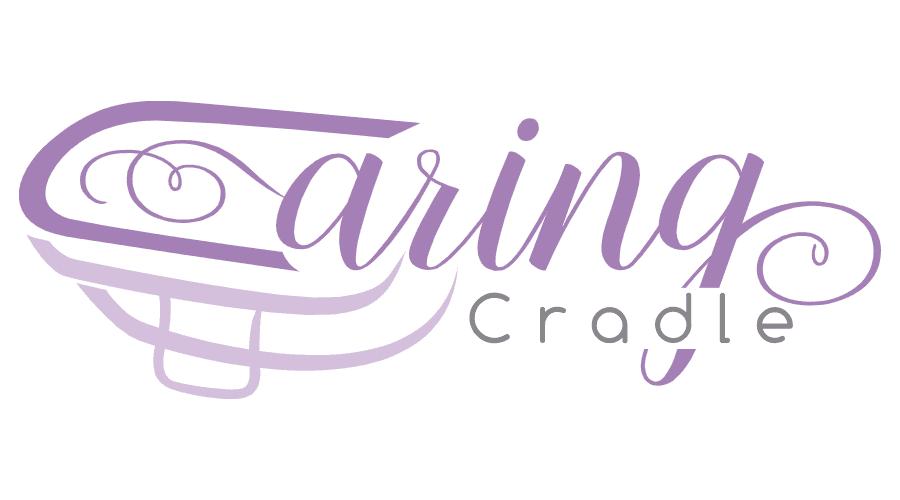 Caring Cradle Logo Vector