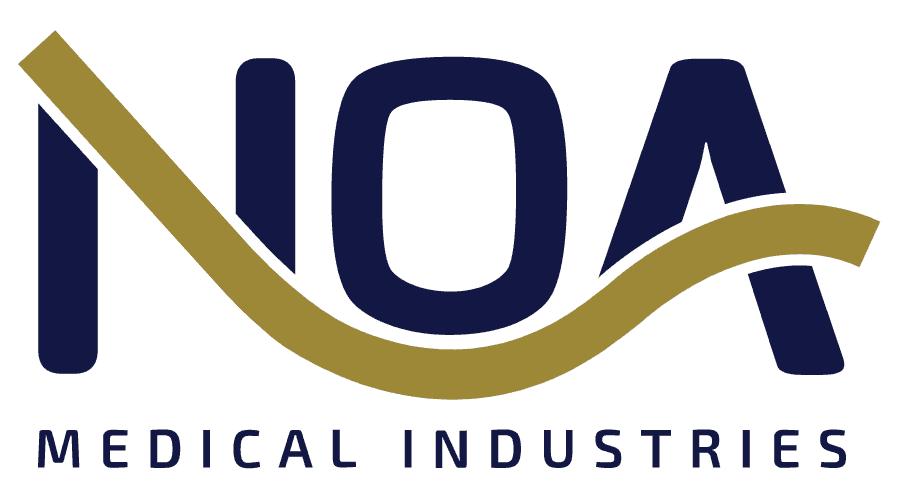 NOA Medical Industries Inc Logo Vector