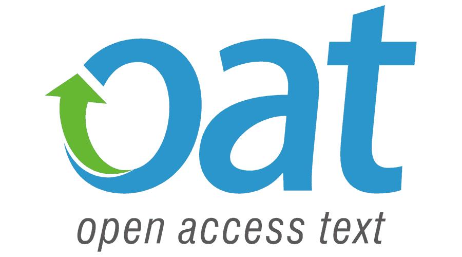 Open Access Text Ltd (OAT) Logo Vector