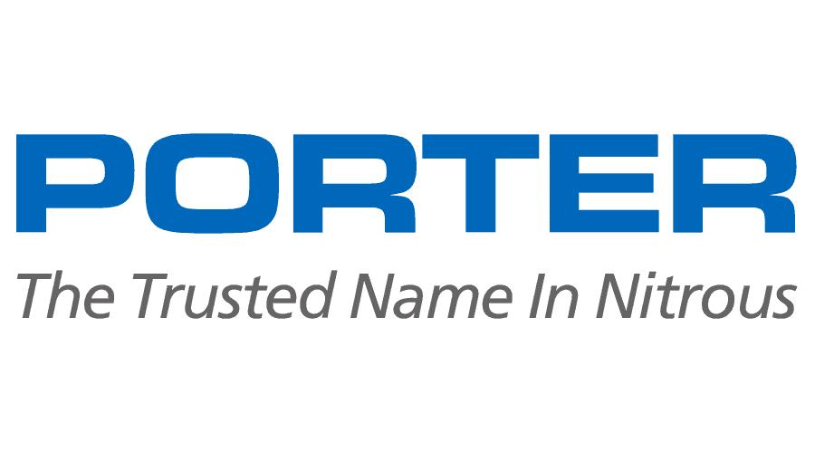 Porter Instrument Logo Vector